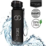 """Water Bottle """"uberBottle"""" by 720°DGREE - 20, 32, 50 oz, 0.65, 1, 1.5 Liter 