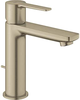 Grohe 23824ena Lineare Single Handle Bathroom Faucet Xs Size Brushed