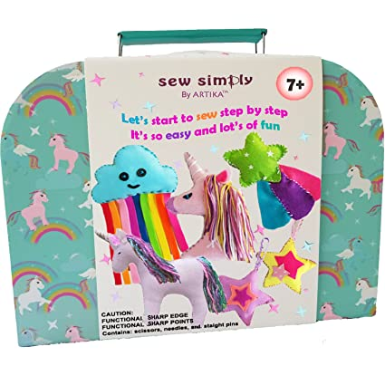 Sewing Kit For Beginners Diy Crafts For Kids The Most Wide Ranging