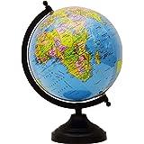 Rotating Globe Table Décor Ocean Geographical Earth Desktop Globe Home Décor