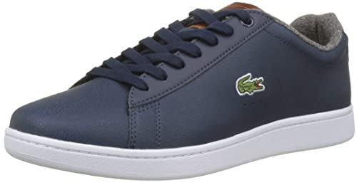 4933c83cdaee4 Lacoste Men s Carnaby Evo 318 2 SPM Trainers  Amazon.co.uk  Shoes   Bags