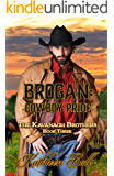 Brogan: Cowboy Pride: Christian Historical Romance (The Kavanagh Brothers Book 3)