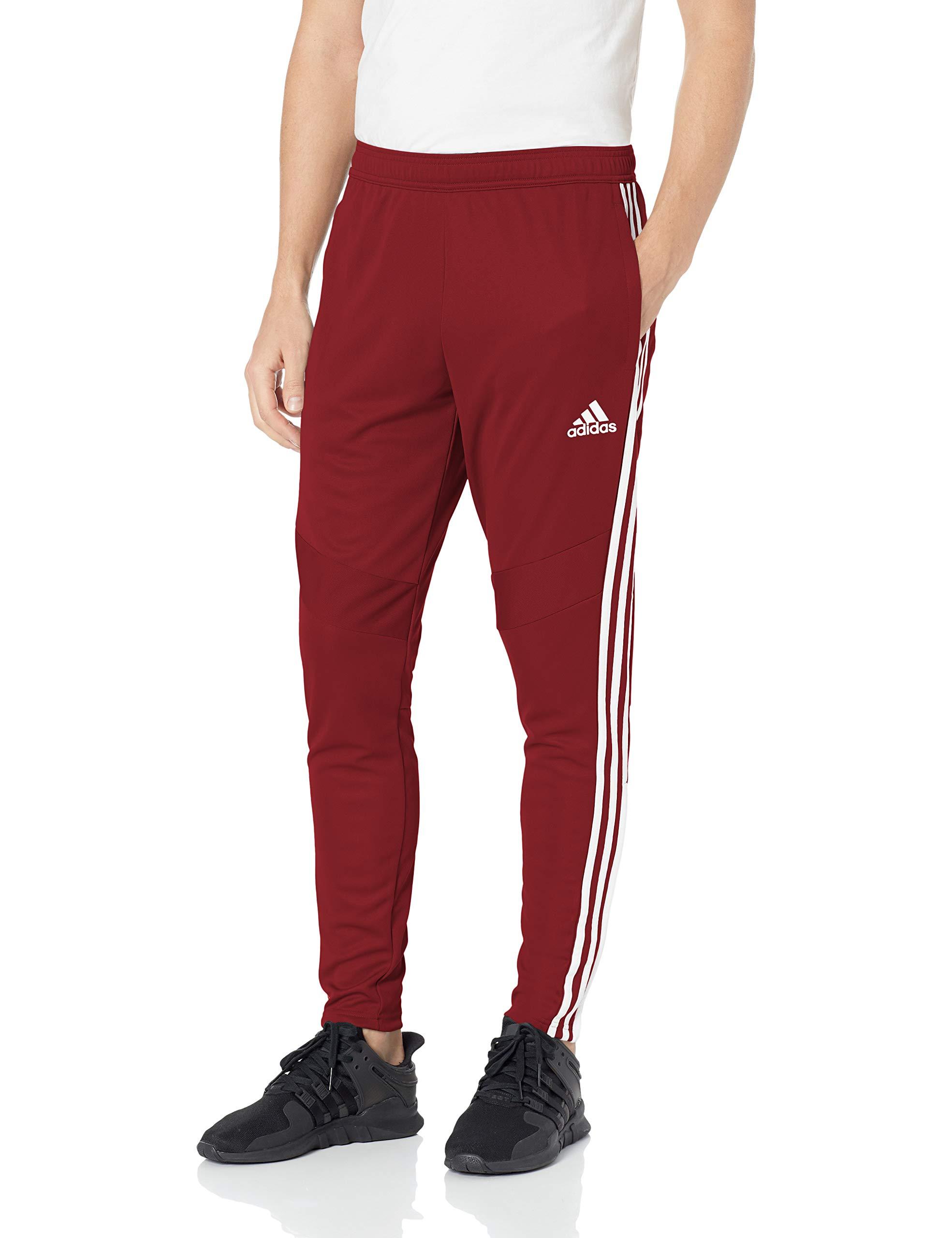 adidas Tiro19 Pant, Red, XX-Large