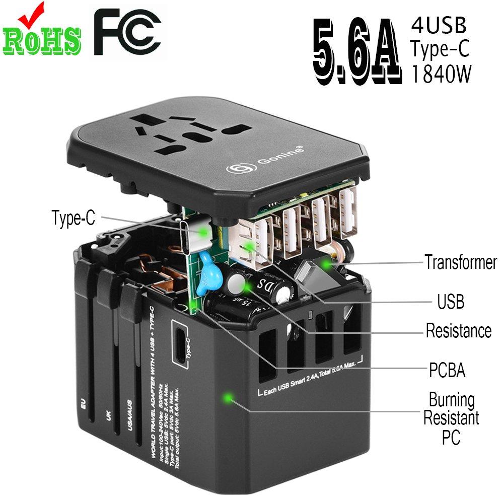 Amazon.com: AC-PW20 - Adaptador de alimentación de CA y NP ...