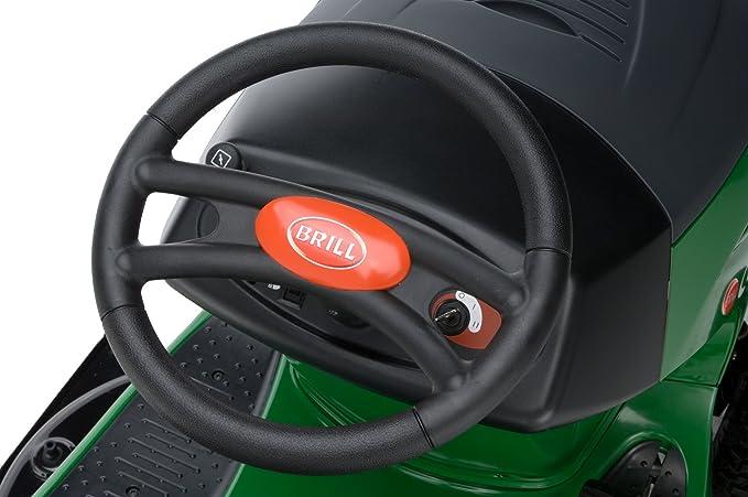 Brill 118903 - Tractor cortacésped: Amazon.es: Bricolaje y ...