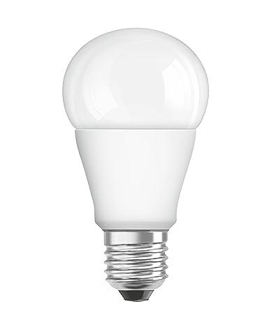 OSRAM - Bombilla LED estandar 9W=60 E27 luz cálida 15.000 horas