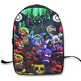 FNAF Five Nights at Freddys Printing Backpack School Bags Teens Kids Boys Girls Freddy School Bag