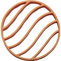 Instant Pot, parrilla oficial de silicona naranja, compatible con cocinas de 6 cuartos y 8 cuartos