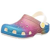 Kids' Classic Glitter Clog | Glitter Shoes for Girls | Slip On Shoes