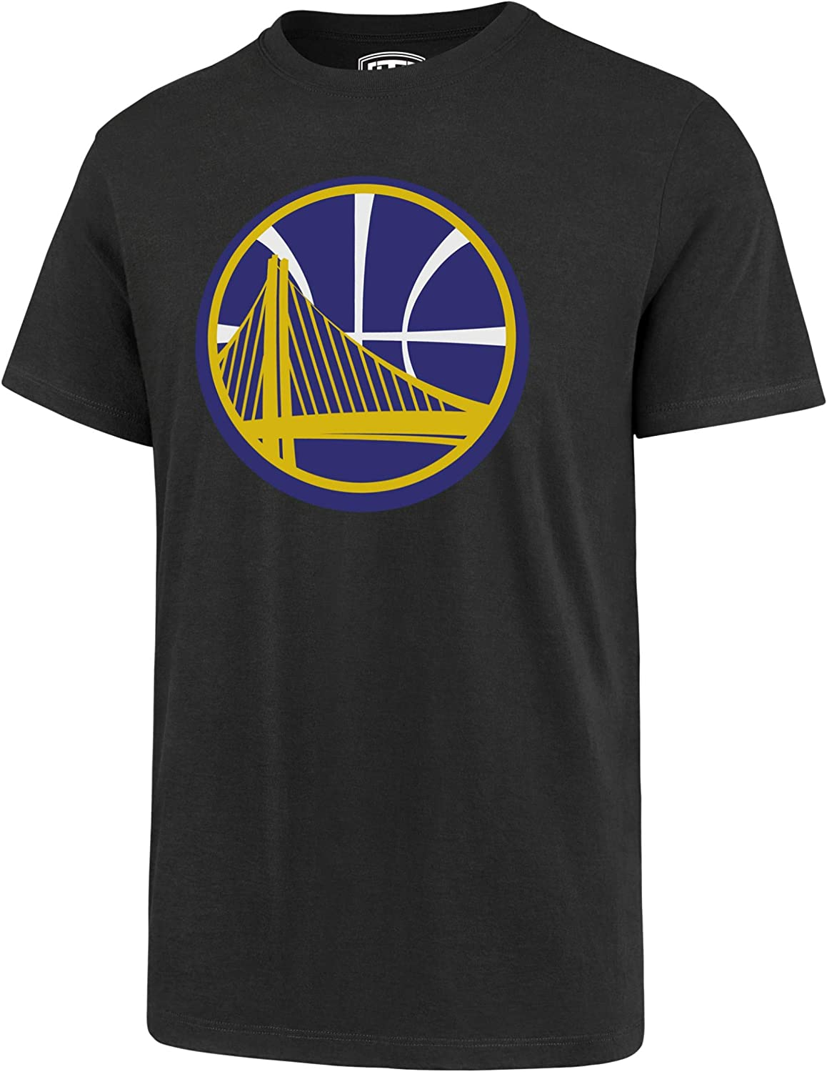 Charcoal Golden State Warriors OTS mens Player Rival Tee NBA Small Klay Thompson