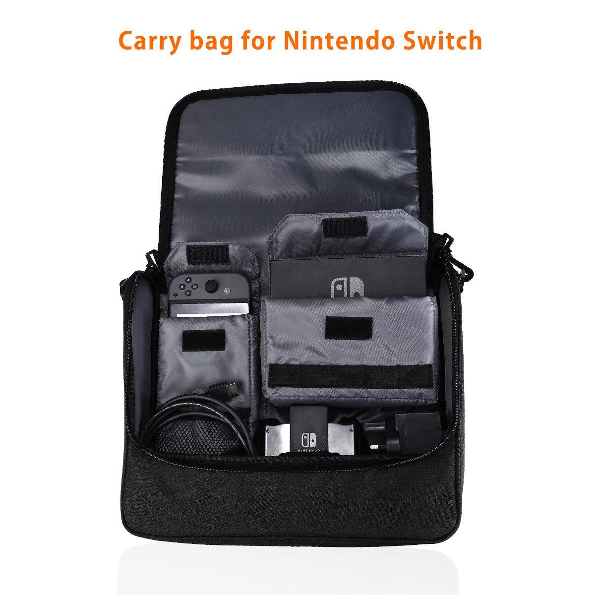 Powerextra Sac de Nintendo Switch