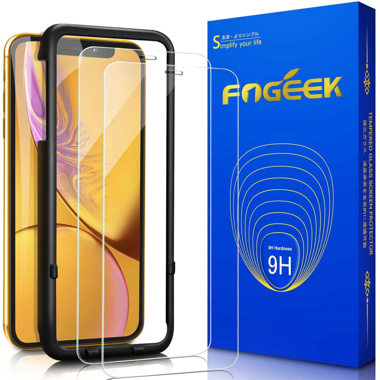 Vidrio Templado Para Iphone Xr [2 Un.] FOGEEK