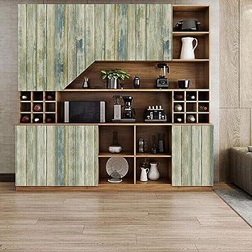 Papel Pintado Vinilo Pegatina Para Muebles Cocina Papel Decorativa 45cm*2m  Papel Adhesivo Para Muebles,Baño PVC Antifouling Impermeable Pegatina ...