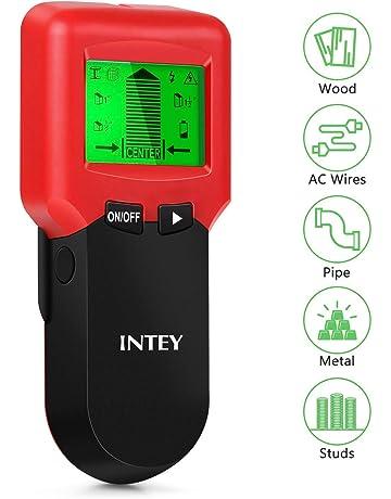 INTEY Detector de Pared 3 en 1, Multifuncional, escáner de Pared, Detector de