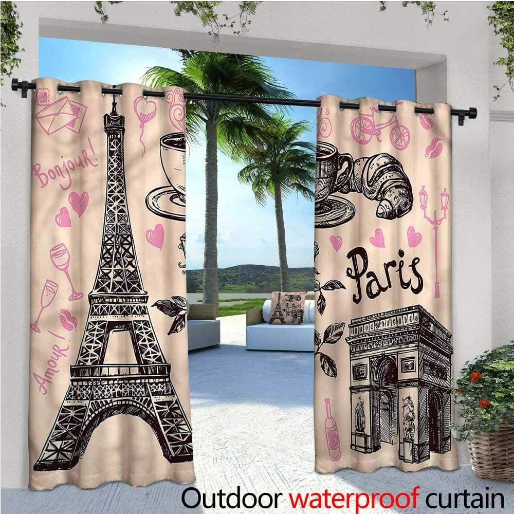 Warm Family Cortina de privacidad egipcia para Exteriores, para pérgola con símbolo de Lengua Vieja, Aislante térmico, Repelente al Agua, para balcón: Amazon.es: Jardín