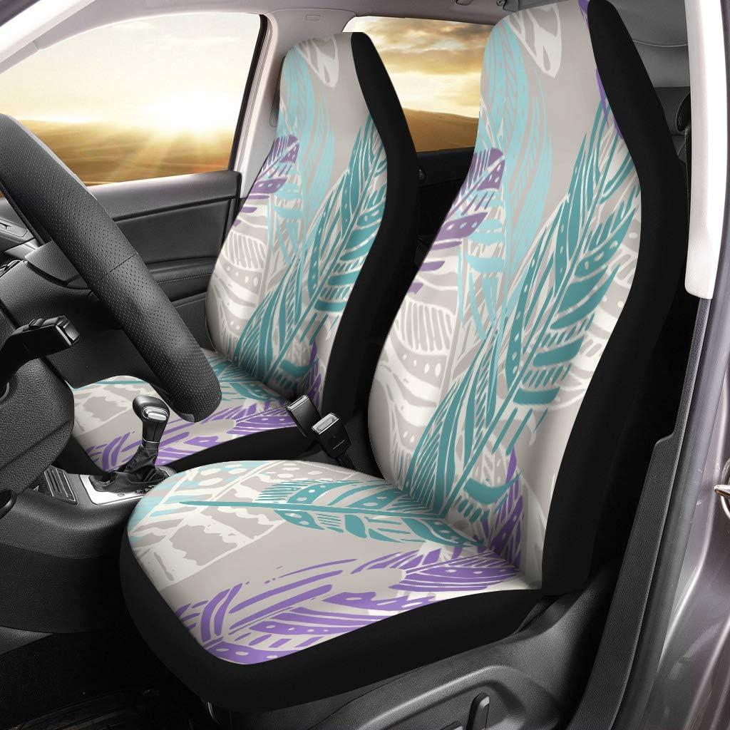 Amazon Com Semtomn Car Seat Covers Aztec Gypsy Love Feather