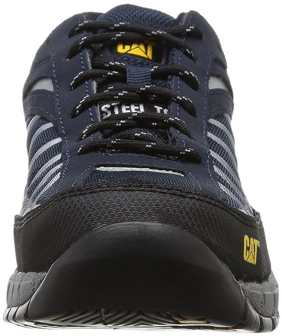 Cat Footwear Infrastructure St S1P HRO SRC - Calzado de protección de Cuero para Hombre: Amazon.es: Zapatos y complementos
