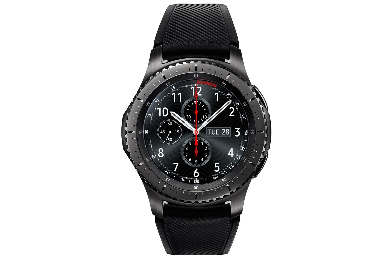 Ben noto SAMSUNG Gear S3 Frontier Smartwatch: Amazon.in: Computers IW99