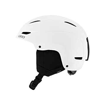 Giro Ratio Casco de Nieve, Unisex Adulto, Matte White, M