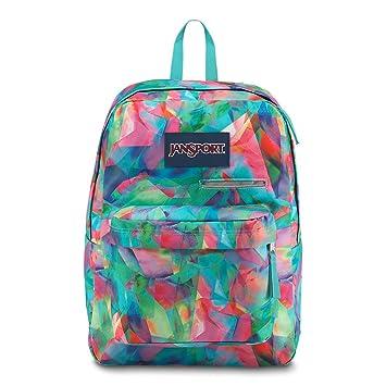 Amazon.com  Jansport Digibreak Laptop Backpack - Crystal Light ... e5b7362f4dda7