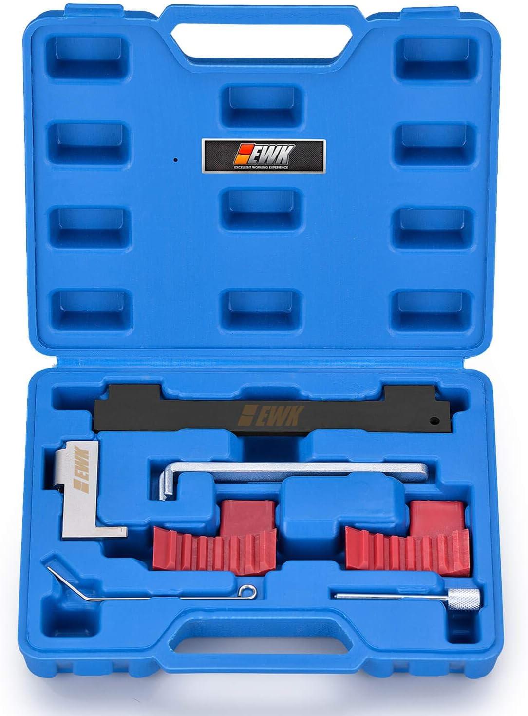 EWK EN-6340 Camshaft Locking Timing Belt Tool for Chevy Aveo Cruze Vauxhall Fiat SAAB Alfa 1.6 1.8 16V
