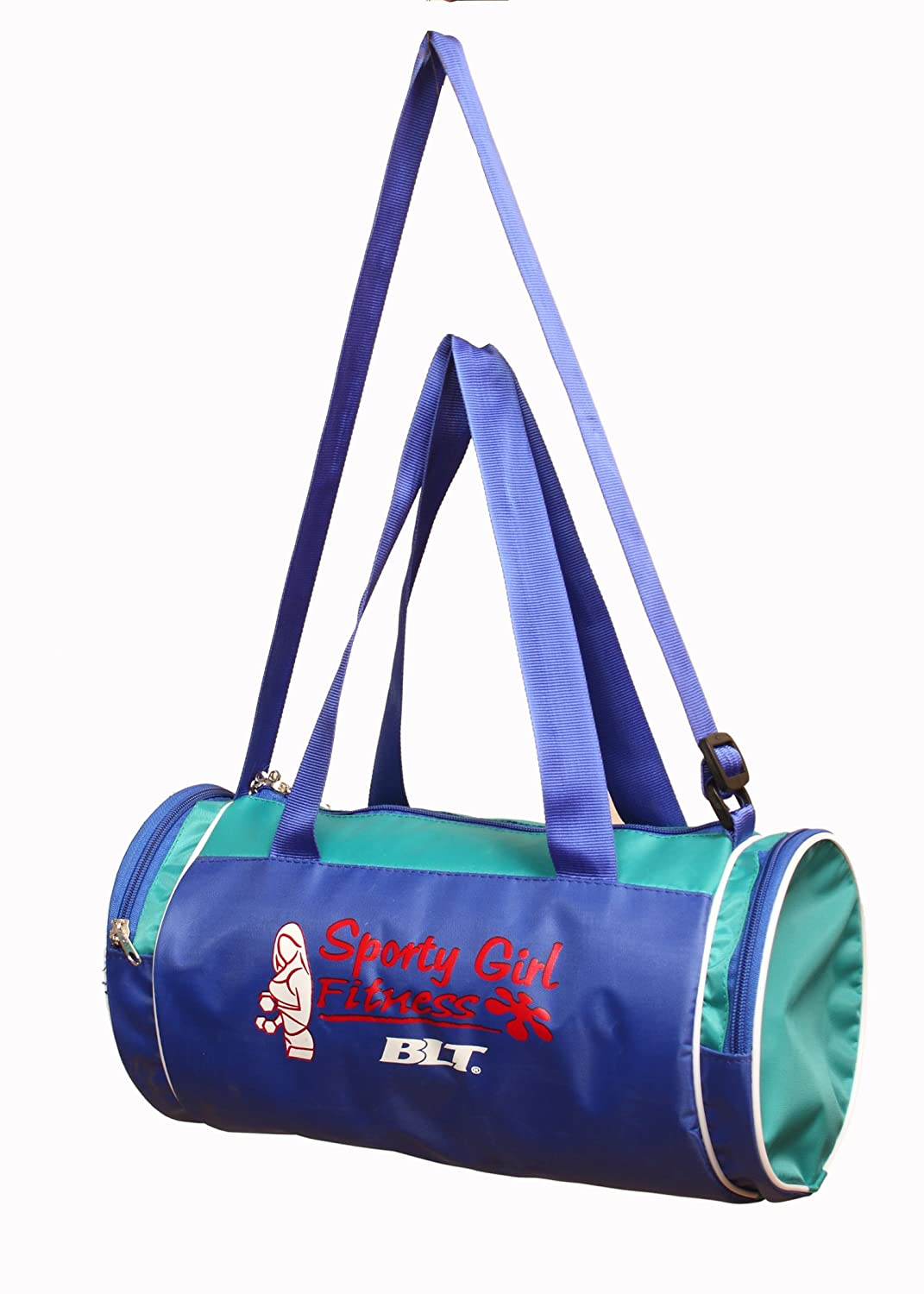 34b908ea7b BLT SPORTY GIRL GYM BAG  Amazon.in  Sports