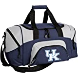 Broad Bay Small University of Kentucky Gym Bag Deluxe UK Wildcats Travel  Duffel Bag 8ecb9b0be9d2e