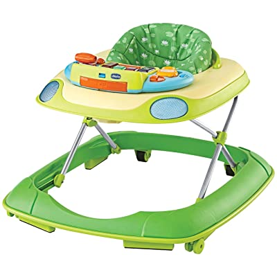 Chicco Dance Walker Activity Center, Waterlily (Discontinued by Manufacturer) : Baby Walkers : Baby