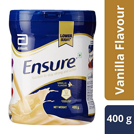Ensure Balanced Adult Nutrition Health Drink - 400g� (Vanilla)