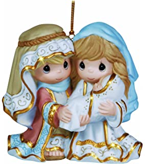 Amazoncom Precious Moments Nativity Series They Followed A Star