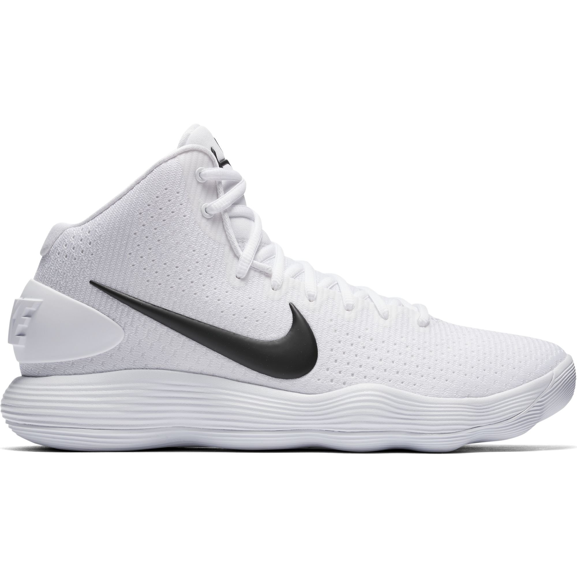 NIKE Men's Hyperdunk 2017 TB Basketball Shoe White/Black Size 8 M US