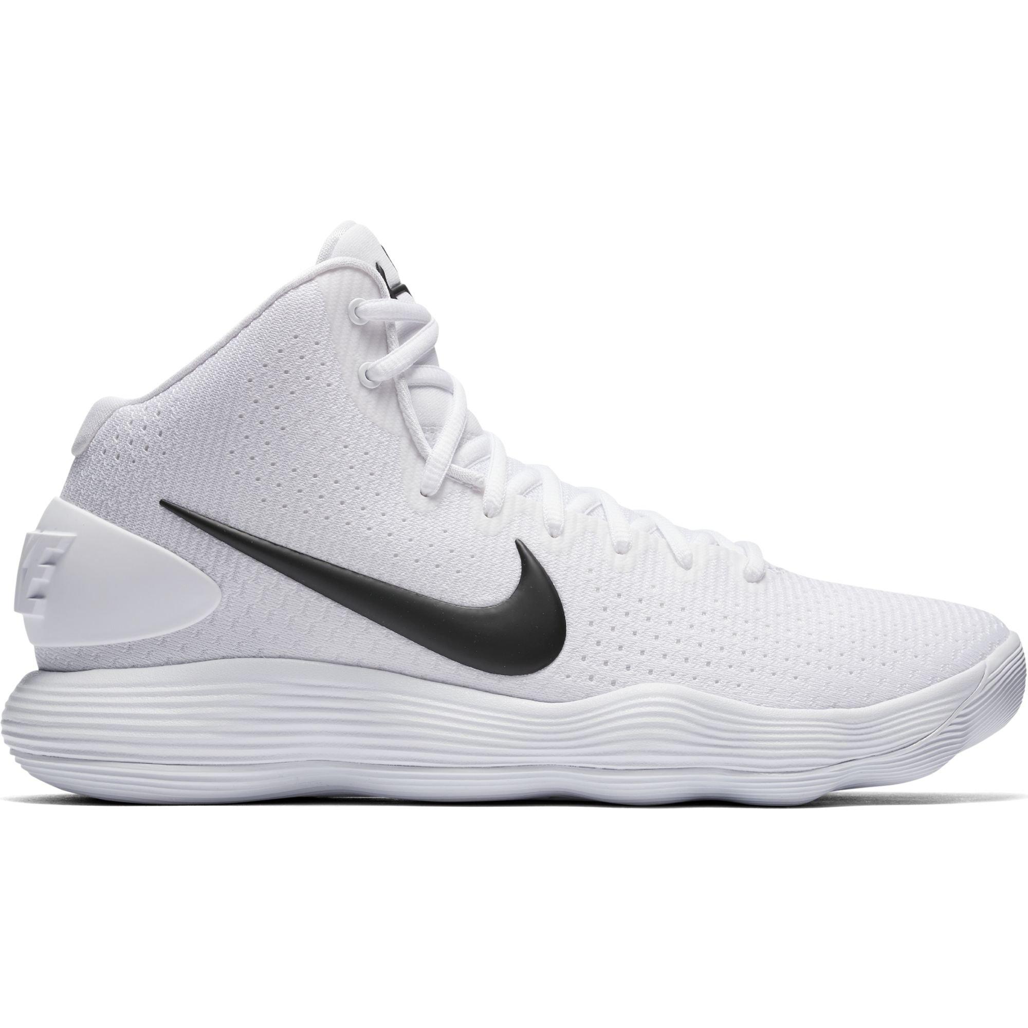 2fbb536b068 Galleon - Nike Men s Hyperdunk 2017 TB Basketball Shoe White Black Size  10.5 M US