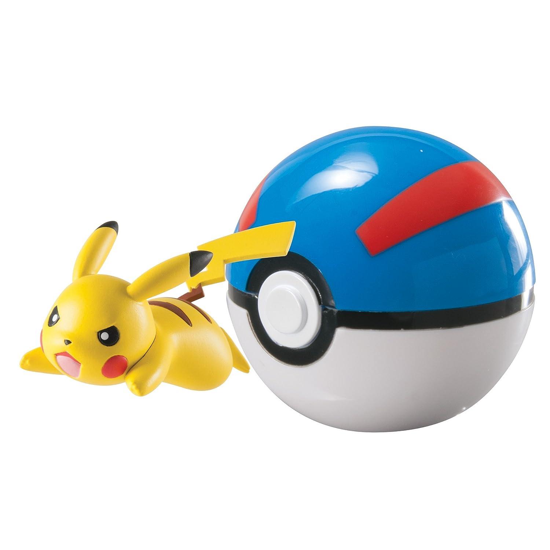 Popplio and Pok/é Ball Pok/émon Clip n Carry Pok/é Ball