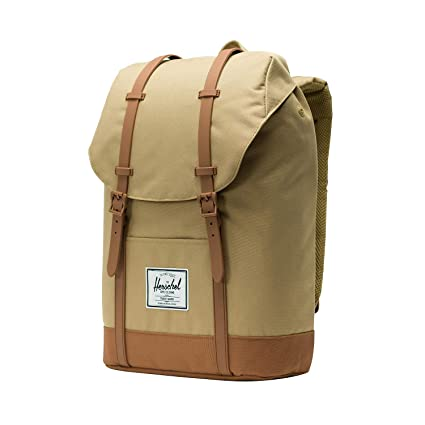 Mochila Herschel Retreat Kelp Saddle
