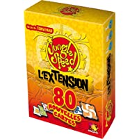 Asmodee - JSEXT02 - Jeu d'Ambiance - Jungle Speed Extension - Etui
