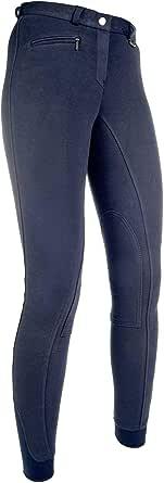 Hkm Reithose -Brest Easy- Damen - Pantalones Mujer