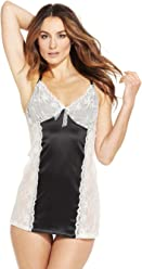 Urban Intimates Luxe Babydoll and G-String a8ca69225