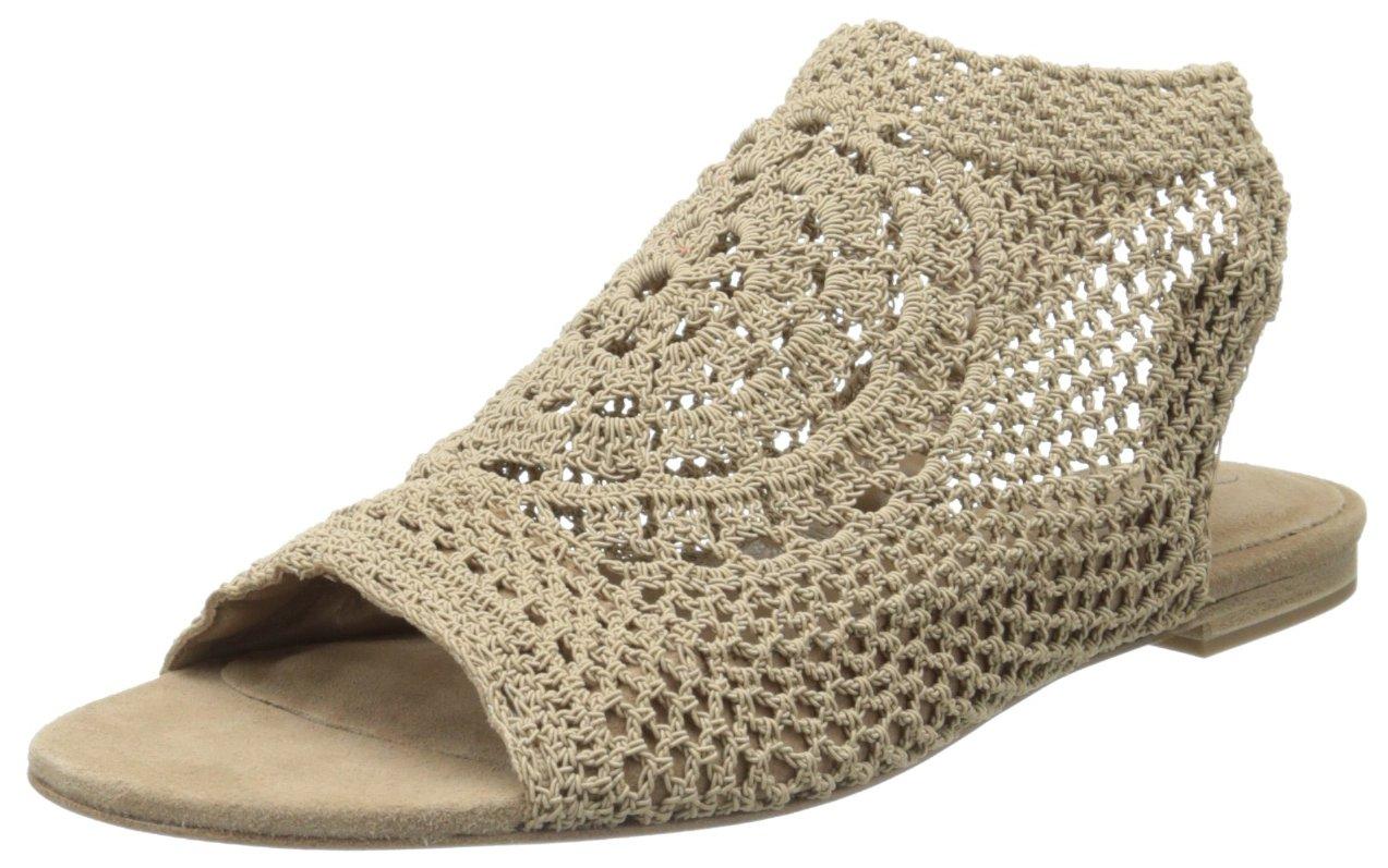 Nina Original Women's Smile Dress Sandal B00AY8WNGM 5 B(M) US Natural Stretch Elastic