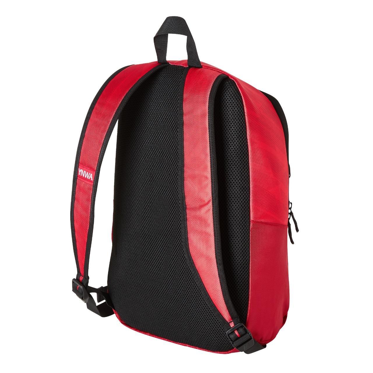 68bdb615f01 New Balance Liverpool FC Medium Backpack 2018-19  Amazon.co.uk  Sports    Outdoors