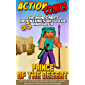 Action Comics: The Minecraft Adventures of Steve and Alex: Prince of the Desert – Part 3