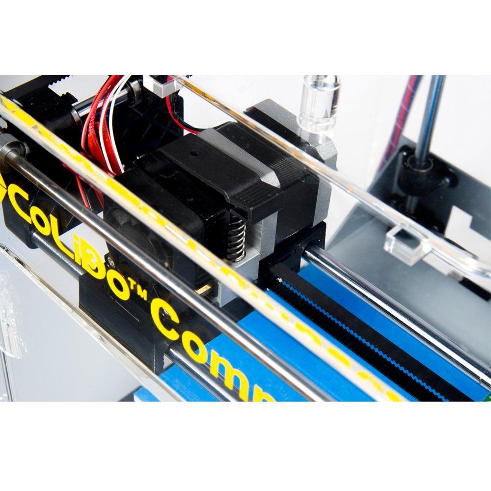 colido Compact Desktop 3d impresora hochpr äzise acrylabdeckungen ...