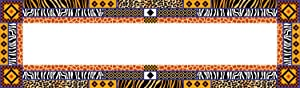 Barker Creek - Office Products Africa Desk Tag (LL-1407)