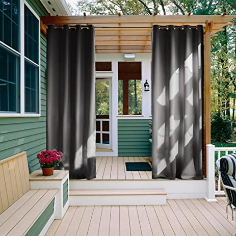 Outdoor Privacy Curtain For Patio