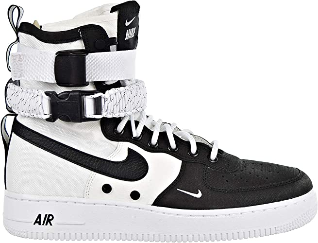 | Nike SF Air Force 1 Men's Shoes BlackWhite