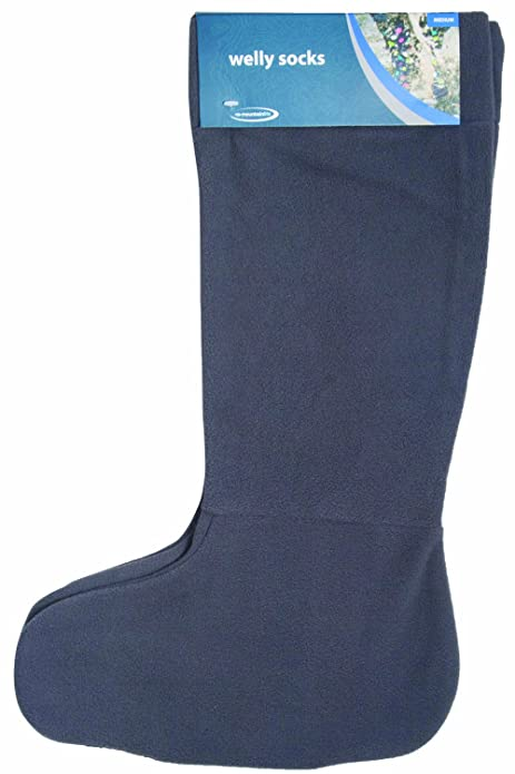 Mountain Warehouse Calcetines para Botas de Agua Gris 37-40