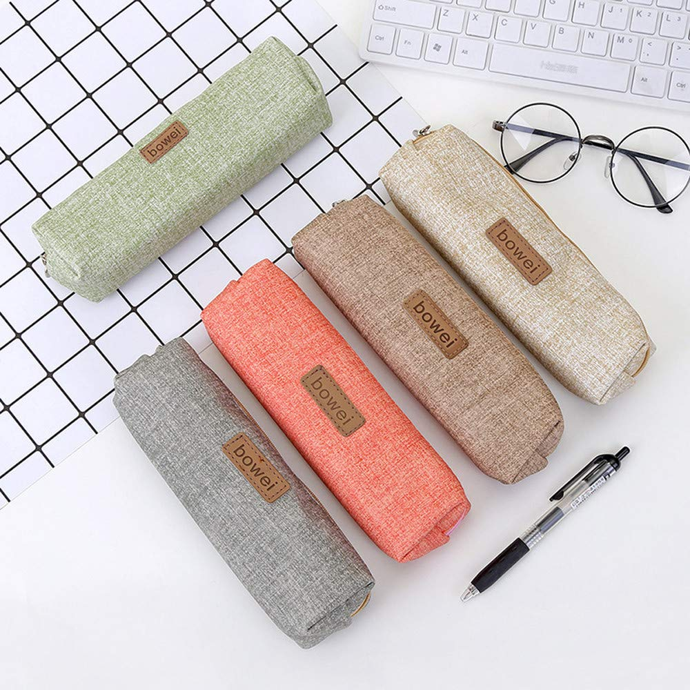 Amazon.com: Mikey Store Marble Makeup Bag Organizer, Solid ...