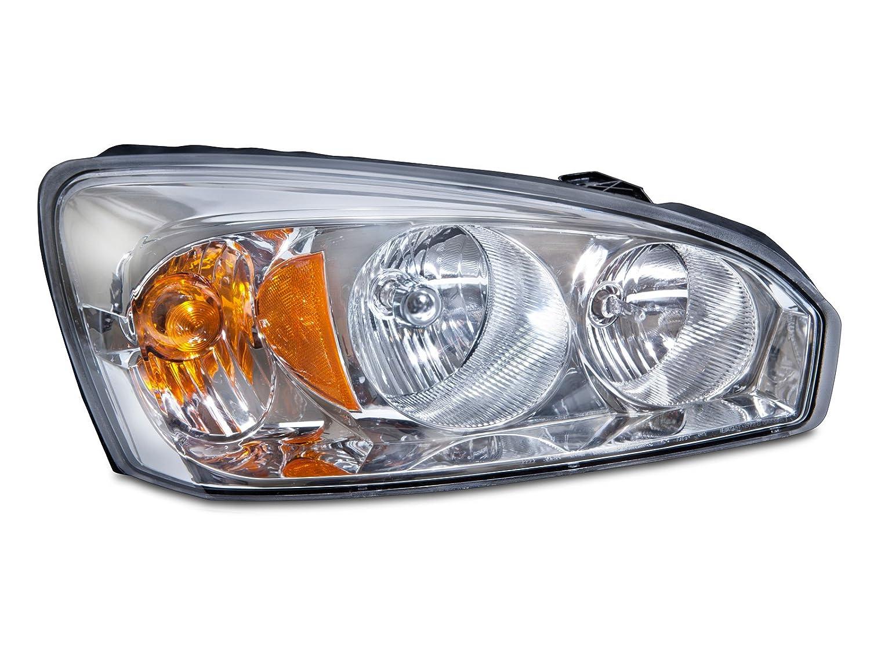 Malibu 2005 chevy malibu headlight bulb : Amazon.com: Chevy Malibu Headlight OE Style Replacement Headlamp ...