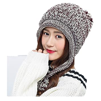 cd635bff6d2 Ladies Knit Hat