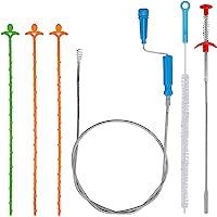 Afvoer Relief Tool Drain Snake Haar Auger Klomp Remover Cleaning Tool Flexibele Spoelbak Pijp Unblocker voor Sink Keuken…