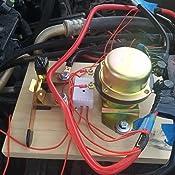 Amazon Com Car Wireless Remote Control Battery Switch